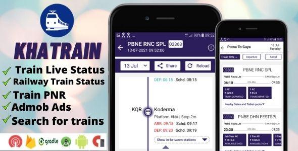 khatrain android application 2021