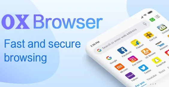 OX Browser source code