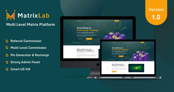 CrypLab - Crypto Marketplace And Auction Platform