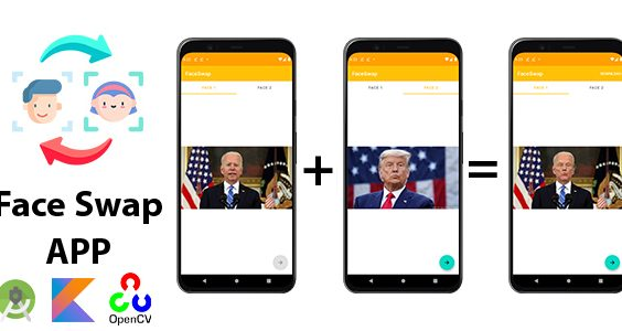 Android Face Swap App