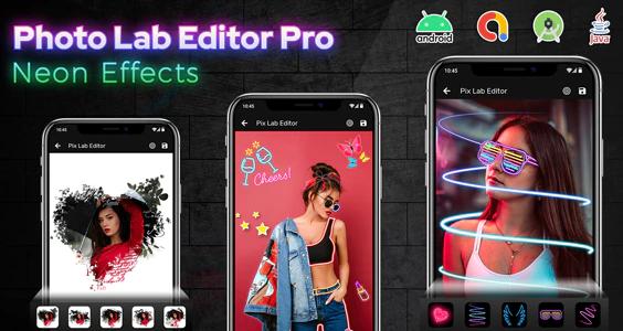 Photo Lab Editor Pro App