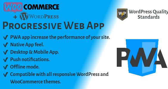 Progressive Web App (PWA) & Push Notifications for WordPress & WooCommerce